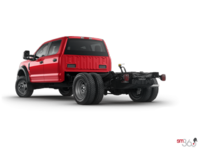 2018 Ford Chassis Cab F-550 XLT | Photo 2 | Race Red