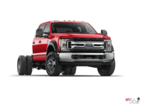 2018 Ford Chassis Cab F-550 XLT | Photo 3 | Race Red