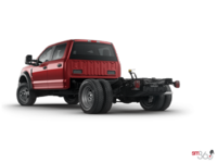2018 Ford Chassis Cab F-550 XLT | Photo 2 | Ruby Red