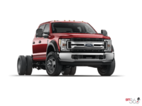 2018 Ford Chassis Cab F-550 XLT | Photo 3 | Ruby Red