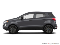 2018 Ford Ecosport S   Photo 1   Smoke