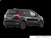 2018 Ford Ecosport S   Photo 2   Shadow Black