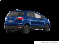 2018 Ford Ecosport S | Photo 2 | Lightning Blue