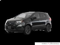 2018 Ford Ecosport S   Photo 3   Shadow Black