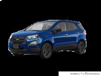 2018 Ford Ecosport S   Photo 3   Lightning Blue