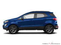 2018 Ford Ecosport SES   Photo 1   Lightning Blue