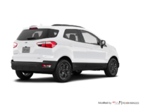 2018 Ford Ecosport SES   Photo 2   White Platinum Metallic