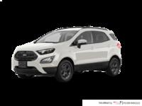 2018 Ford Ecosport SES   Photo 3   Diamond White