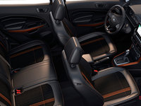 2018 Ford Ecosport SES   Photo 1   Ebony Black Partial Leather/Cloth