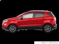 2018 Ford Ecosport TITANIUM | Photo 1 | Race Red