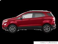 2018 Ford Ecosport TITANIUM | Photo 1 | Ruby Red Metallic