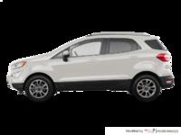 2018 Ford Ecosport TITANIUM | Photo 1 | Diamond White