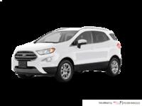 2018 Ford Ecosport TITANIUM | Photo 3 | White Platinum Metallic