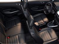 2018 Ford Ecosport TITANIUM | Photo 1 | Ebony Black Perforated Leather