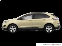 2018 Ford Edge SE   Photo 1   White Gold