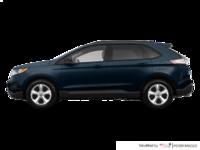2018 Ford Edge SE   Photo 1   blue metallic