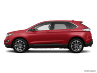 2018 Ford Edge TITANIUM   Photo 1   Ruby Red Metallic Tinted Clearcoat