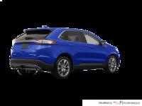 2018 Ford Edge TITANIUM   Photo 2   Lightning Blue