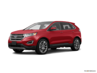 2018 Ford Edge TITANIUM   Photo 3   Ruby Red Metallic Tinted Clearcoat