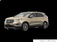 2018 Ford Edge TITANIUM   Photo 3   White Gold