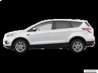 2018 Ford Escape SE | Photo 1 | White Platinum Metallic