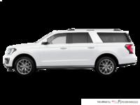 2018 Ford Expedition LIMITED MAX | Photo 1 | White Platinum Metallic Tri-Coat