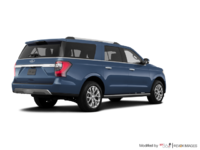 2018 Ford Expedition LIMITED MAX | Photo 2 | blue metallic