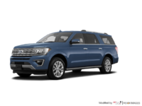 2018 Ford Expedition LIMITED MAX | Photo 3 | blue metallic