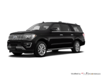 2018 Ford Expedition LIMITED MAX | Photo 3 | Shadow Black