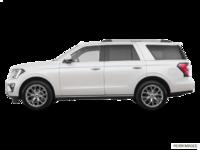 2018 Ford Expedition LIMITED | Photo 1 | White Platinum Metallic Tri-Coat