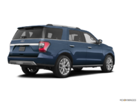 2018 Ford Expedition LIMITED | Photo 2 | blue metallic