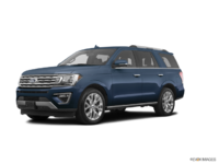 2018 Ford Expedition LIMITED | Photo 3 | blue metallic