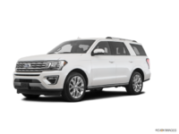 2018 Ford Expedition LIMITED | Photo 3 | White Platinum Metallic Tri-Coat