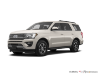 2018 Ford Expedition XLT | Photo 3 | White Gold