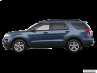 2018 Ford Explorer BASE | Photo 1 | blue metallic