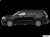2018 Ford Explorer BASE | Photo 1 | Shadow Black