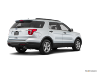 2018 Ford Explorer BASE | Photo 2 | Ingot Silver Metallic