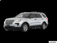 2018 Ford Explorer BASE | Photo 3 | Ingot Silver Metallic