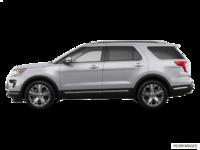 2018 Ford Explorer PLATINUM | Photo 1 | Ingot Silver Metallic