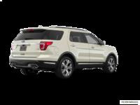 2018 Ford Explorer PLATINUM | Photo 2 | Platinum Dune Metallic