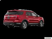 2018 Ford Explorer PLATINUM | Photo 2 | Ruby Red Metallic