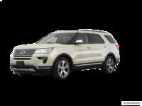 2018 Ford Explorer PLATINUM | Photo 3 | Platinum Dune Metallic