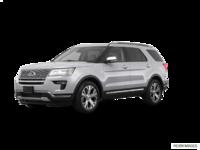 2018 Ford Explorer PLATINUM | Photo 3 | Ingot Silver Metallic