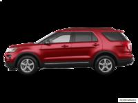 2018 Ford Explorer XLT | Photo 1 | Ruby Red Metallic