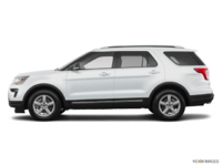 2018 Ford Explorer XLT | Photo 1 | Oxford White