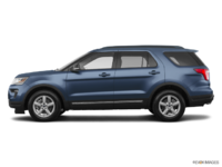2018 Ford Explorer XLT | Photo 1 | blue metallic