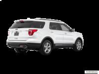 2018 Ford Explorer XLT | Photo 2 | White Platinum Metallic