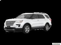 2018 Ford Explorer XLT | Photo 3 | White Platinum Metallic