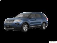 2018 Ford Explorer XLT | Photo 3 | blue metallic