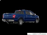 2018 Ford F-150 LARIAT   Photo 2   Blue Jeans Metallic
